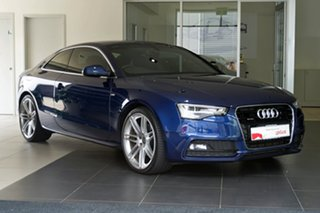 2013 Audi A5 S tronic quattro Coupe.