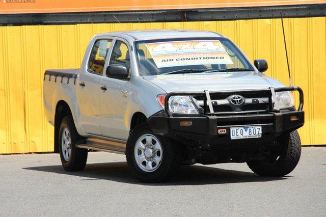 Used Toyota Hilux SR, Cheltenham, 2006 Toyota Hilux SR Utility