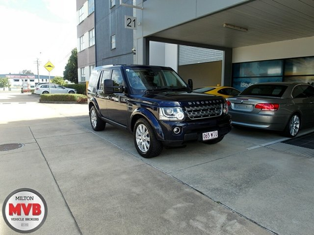Used Land Rover Discovery 3.0 TDV6, Eagle Farm, 2014 Land Rover Discovery 3.0 TDV6 Wagon