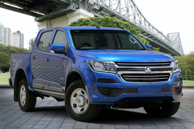 Used Holden Colorado LS Pickup Crew Cab, Caloundra, 2018 Holden Colorado LS Pickup Crew Cab Utility