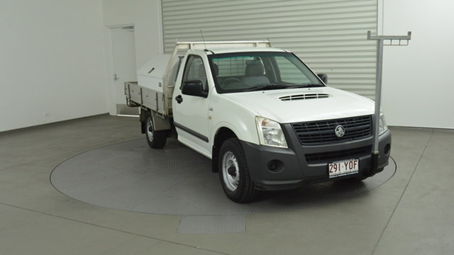Used Holden Rodeo LX 4x2, Southport, 2007 Holden Rodeo LX 4x2 Cab Chassis