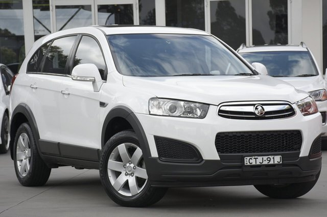 Used Holden Captiva 7 LS, Southport, 2014 Holden Captiva 7 LS SUV