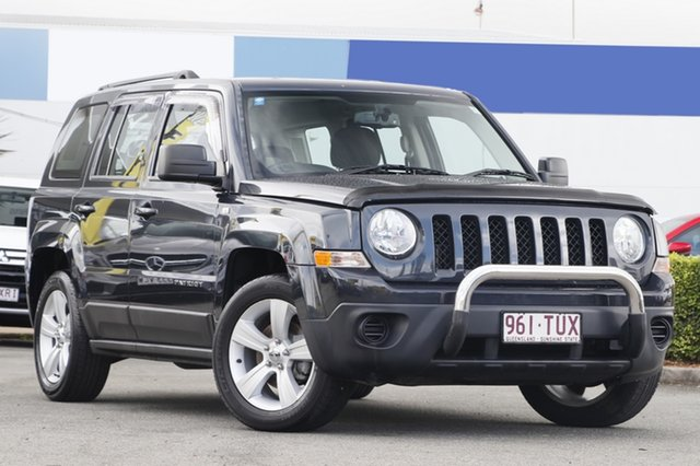Used Jeep Patriot Sport 4x2, Toowong, 2013 Jeep Patriot Sport 4x2 Wagon