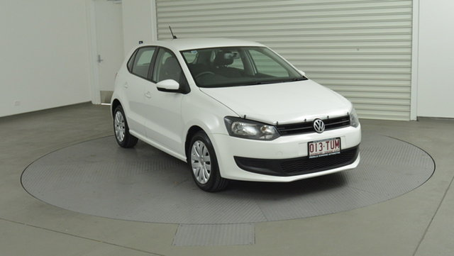 Used Volkswagen Polo Trendline, Southport, 2014 Volkswagen Polo Trendline Hatchback