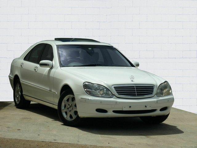 Used Mercedes-Benz S430, Moorooka, 1999 Mercedes-Benz S430 Sedan