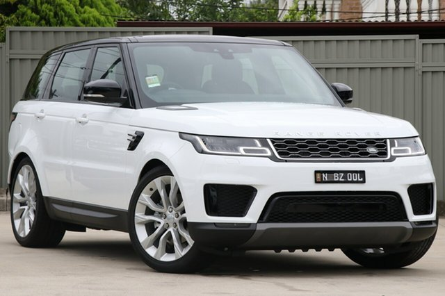 Demonstrator, Demo, Near New Land Rover Range Rover Sport Si4 CommandShift SE, Blakehurst, 2018 Land Rover Range Rover Sport Si4 CommandShift SE Wagon