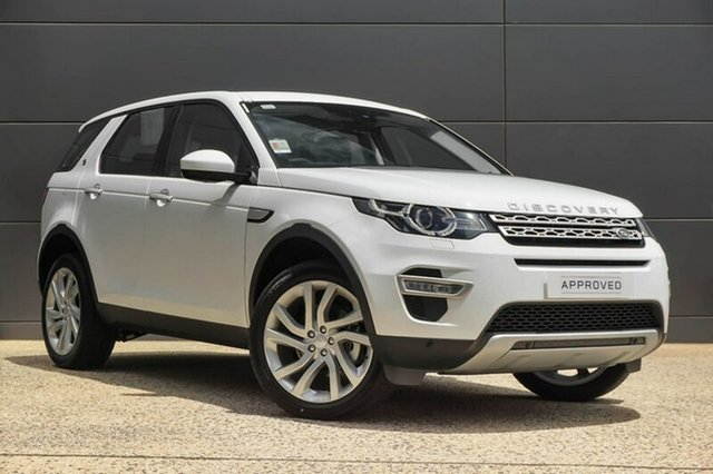 Demonstrator, Demo, Near New Land Rover Discovery Sport TD4 HSE Luxury, Geelong, 2018 Land Rover Discovery Sport TD4 HSE Luxury Wagon