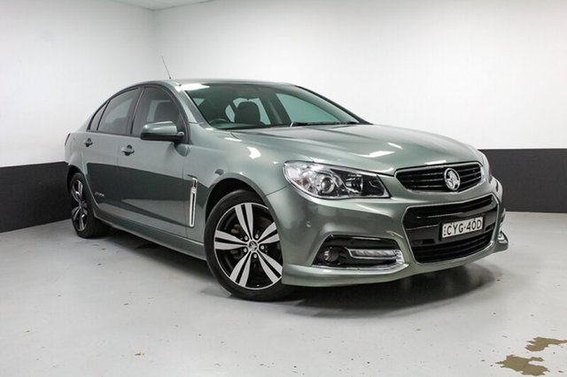 Used Holden Commodore SS Storm, Cardiff, 2015 Holden Commodore SS Storm Sedan