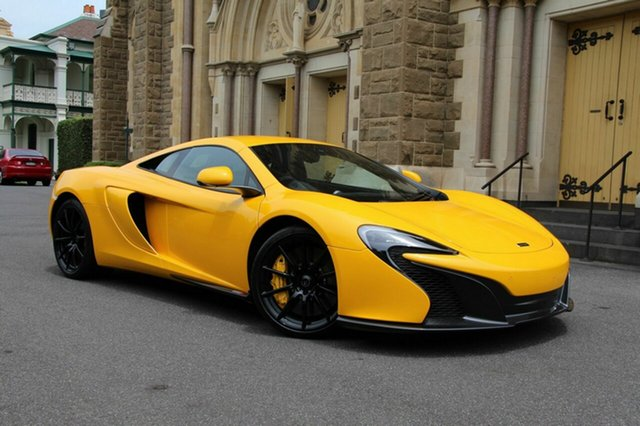 Used McLaren 650S, North Melbourne, 2017 McLaren 650S Coupe