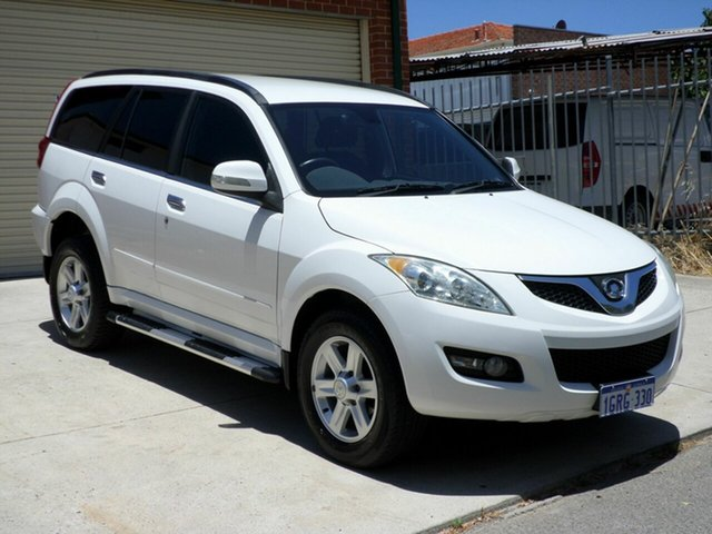 Used Great Wall X240, Mount Lawley, 2012 Great Wall X240 Wagon