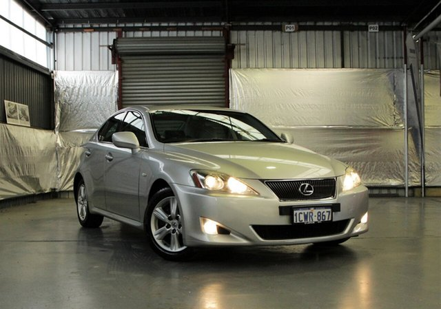 Used Lexus IS250 Prestige, Myaree, 2008 Lexus IS250 Prestige Sedan