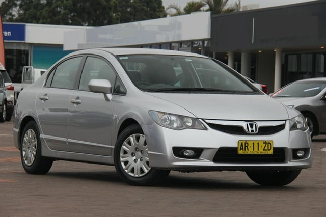 Used Honda Civic VTi, Warwick Farm, 2009 Honda Civic VTi Sedan