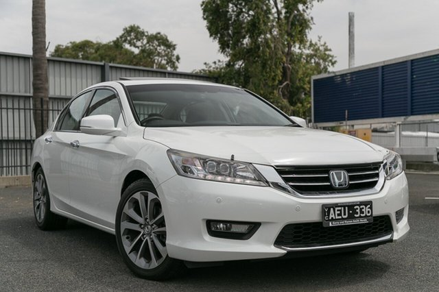 Used Honda Accord V6-L, Oakleigh, 2015 Honda Accord V6-L 60 Sedan