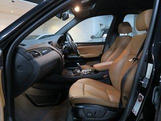 2014 BMW X3 xDrive20d Steptronic Wagon.