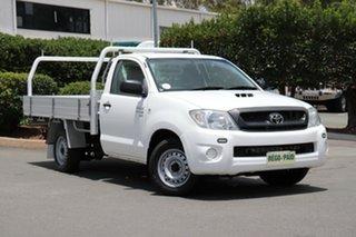Used Toyota Hilux SR 4x2, Acacia Ridge, 2010 Toyota Hilux SR 4x2 KUN16R MY10 Cab Chassis