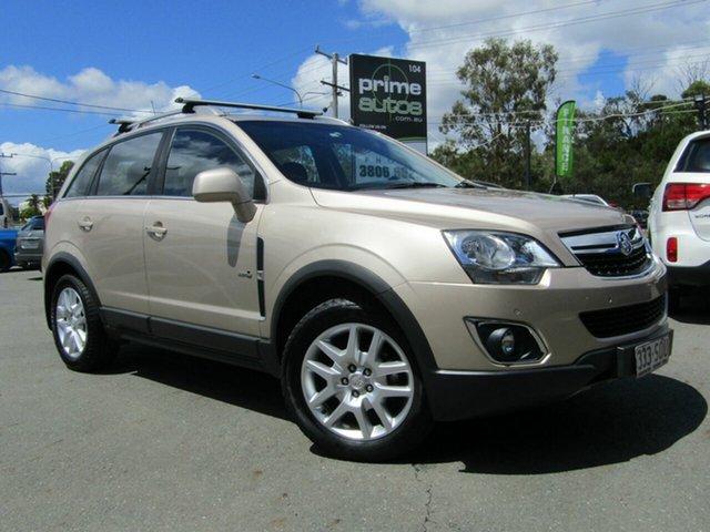 Used Holden Captiva 5 (4x4), Underwood, 2012 Holden Captiva 5 (4x4) Wagon