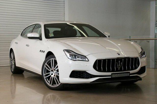Used Maserati Quattroporte, Waterloo, 2018 Maserati Quattroporte Sedan