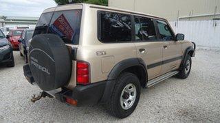 1999 Nissan Patrol ST Wagon.