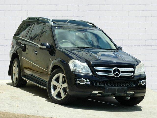 Used Mercedes-Benz GL500, Moorooka, 2007 Mercedes-Benz GL500 Wagon