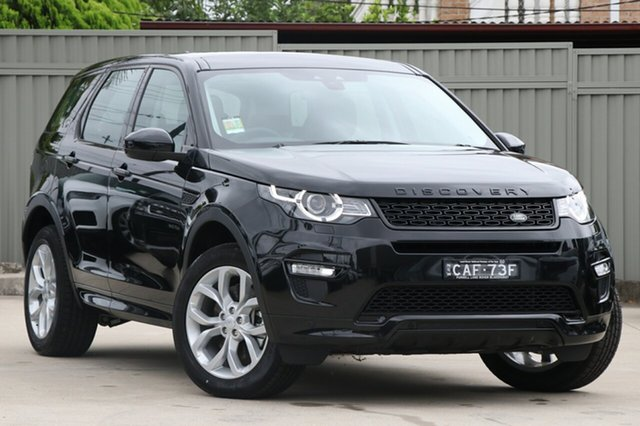 Demonstrator, Demo, Near New Land Rover Discovery Sport SD4 HSE, Blakehurst, 2017 Land Rover Discovery Sport SD4 HSE Wagon