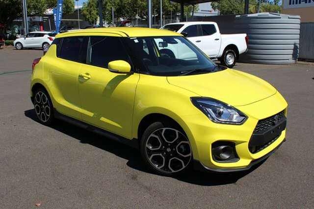 New Suzuki Swift Sport, Toowoomba, 2018 Suzuki Swift Sport Hatchback