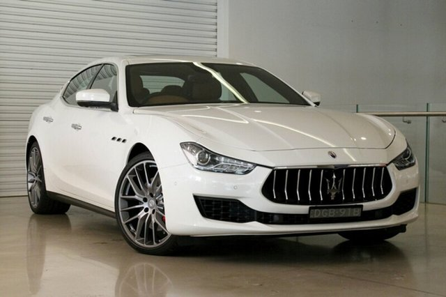 Used Maserati Ghibli S, Waterloo, 2018 Maserati Ghibli S Sedan