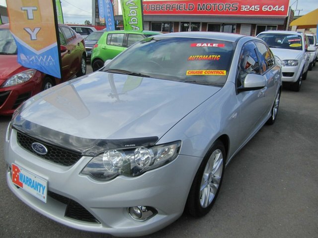 Used Ford Falcon, Capalaba, 2010 Ford Falcon Sedan