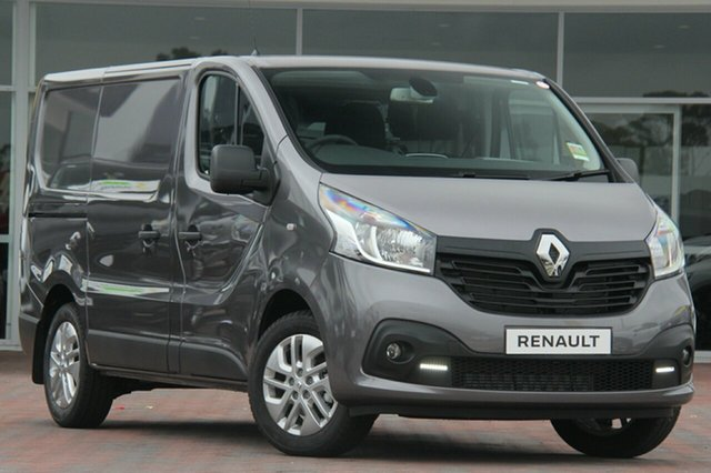 Discounted Demonstrator, Demo, Near New Renault Trafic 103KW Low Roof SWB, Warwick Farm, 2018 Renault Trafic 103KW Low Roof SWB Van