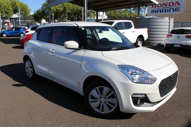 New Suzuki Swift GL+, Toowoomba, 2018 Suzuki Swift GL+ Hatchback