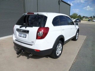 2009 Holden Captiva SX (FWD) Wagon.