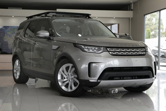 Used Land Rover Discovery TD6 HSE, Cannington, 2017 Land Rover Discovery TD6 HSE Wagon
