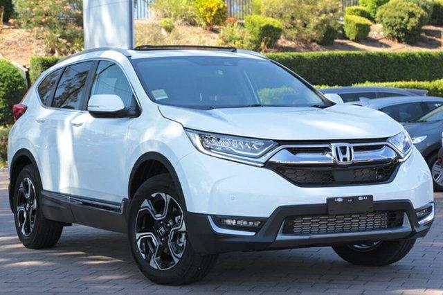 Discounted Demonstrator, Demo, Near New Honda CR-V VTi-LX 4WD, Warwick Farm, 2018 Honda CR-V VTi-LX 4WD SUV