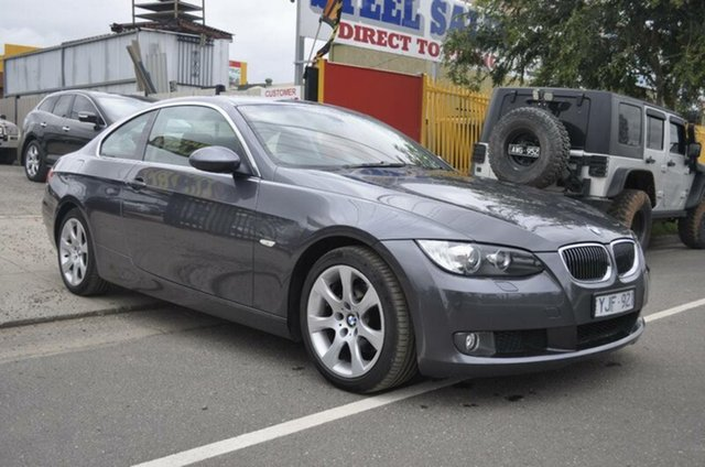 Used BMW 325i, Hoppers Crossing, 2007 BMW 325i Coupe