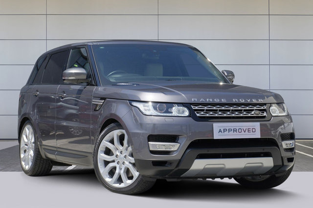 Discounted Used Land Rover Range Rover Sport SDV8 CommandShift HSE Dynamic, Southport, 2015 Land Rover Range Rover Sport SDV8 CommandShift HSE Dynamic Wagon