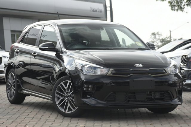 Discounted Demonstrator, Demo, Near New Kia Rio GT-Line DCT, Southport, 2018 Kia Rio GT-Line DCT Hatchback