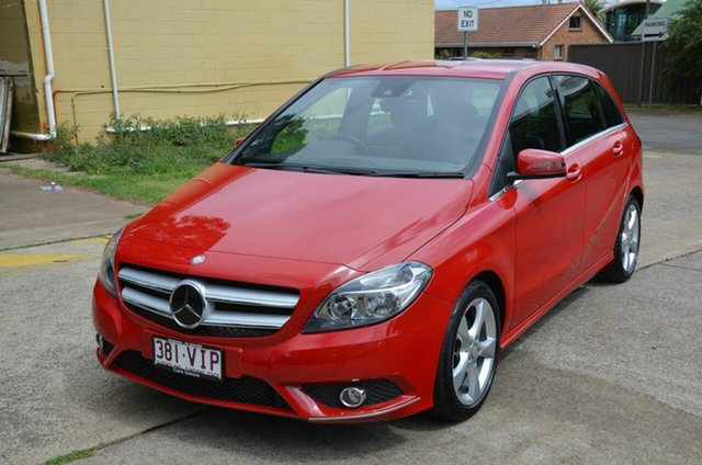 Used Mercedes-Benz B200, Toowoomba, 2014 Mercedes-Benz B200 Hatchback