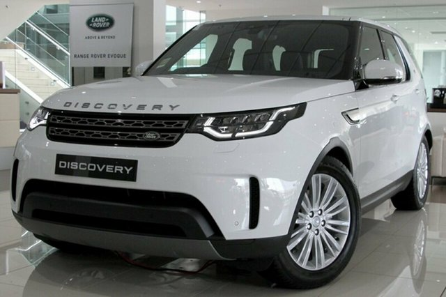 Land Rover Discovery SD4 SE (177KW), Leichhardt, 2018 Land Rover Discovery SD4 SE (177KW) Wagon