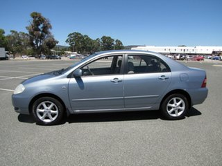 2003 Toyota Corolla Conquest Sedan.