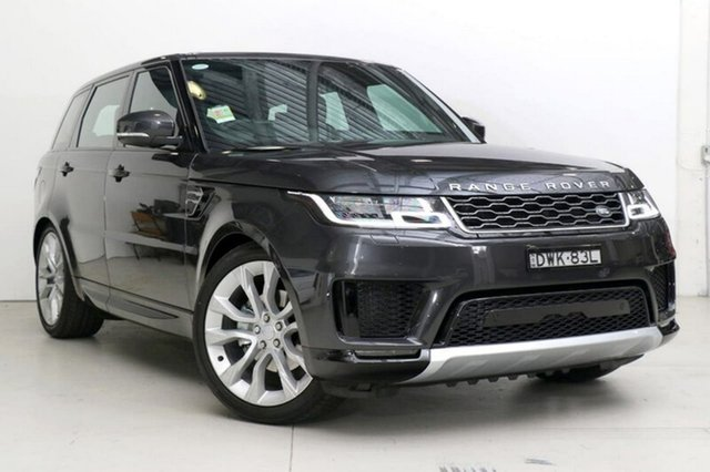 Discounted Demonstrator, Demo, Near New Land Rover Range Rover Sport SDV6 CommandShift HSE, Alexandria, 2018 Land Rover Range Rover Sport SDV6 CommandShift HSE Wagon