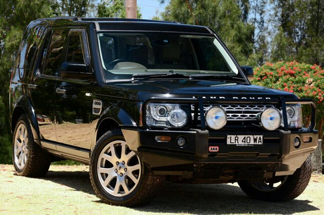 Used Land Rover Discovery 4 TdV6 CommandShift, Welshpool, 2010 Land Rover Discovery 4 TdV6 CommandShift Wagon