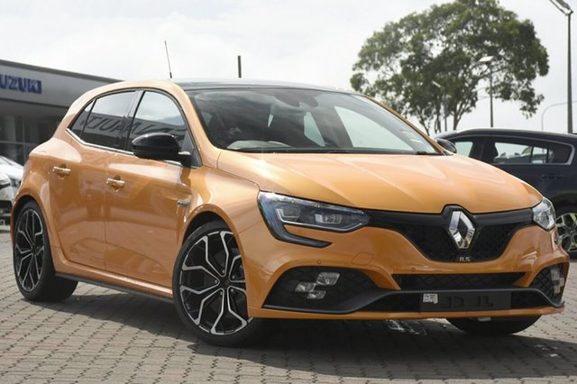 Discounted Demonstrator, Demo, Near New Renault Megane R.S. 280, Warwick Farm, 2018 Renault Megane R.S. 280 Hatchback