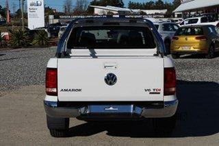 2018 Volkswagen Amarok MY19 VOLKSWAGEN AMAROK HIGHLINE 4MOT TDI550 AUTO DUAL CAB UT Dual Cab.