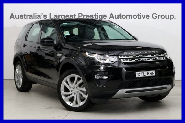 Demonstrator, Demo, Near New Land Rover Discovery Sport SD4 HSE, Alexandria, 2017 Land Rover Discovery Sport SD4 HSE Wagon