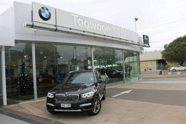 Demonstrator, Demo, Near New BMW X3 xDrive20d Steptronic, Toowoomba, 2018 BMW X3 xDrive20d Steptronic Wagon