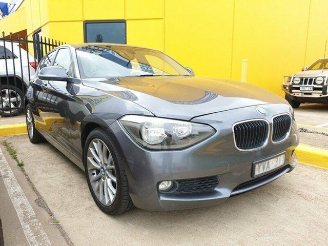 Used BMW 118i, Cranbourne, 2012 BMW 118i Hatchback