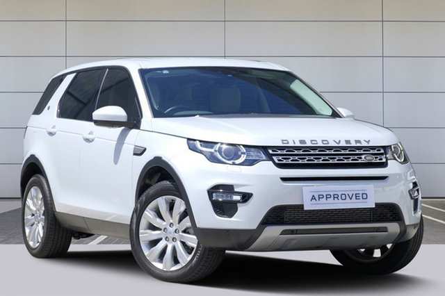Used Land Rover Discovery Sport SD4 HSE, Southport, 2016 Land Rover Discovery Sport SD4 HSE Wagon