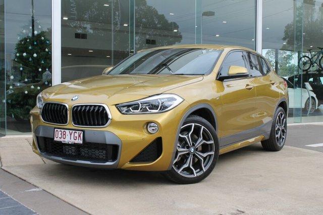 Demonstrator, Demo, Near New BMW X2 sDrive20i Coupe DCT M Sport, Toowoomba, 2018 BMW X2 sDrive20i Coupe DCT M Sport Wagon