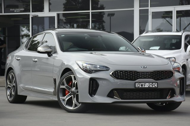 Used Kia Stinger GT Fastback, Southport, 2017 Kia Stinger GT Fastback Sedan