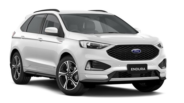 Discounted New Ford Endura ST-Line SelectShift AWD, Warwick Farm, 2019 Ford Endura ST-Line SelectShift AWD Wagon