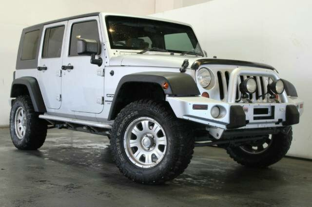 Used Jeep Wrangler Unlimited Sport, Underwood, 2008 Jeep Wrangler Unlimited Sport Softtop